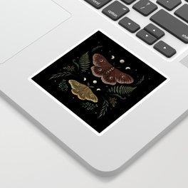 Saturnia Pavonia Sticker