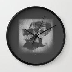 Like a Skull Wall Clock