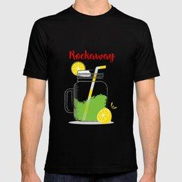Rockaway: Summer, sun, sea & smoothies T-shirt