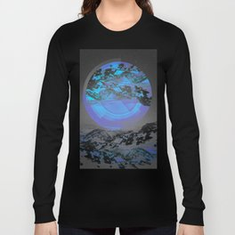 Neither Up Nor Down Long Sleeve T-shirt