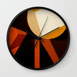 Jaburu (Jabiru) Wall Clock