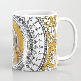 golden elephant Coffee Mug
