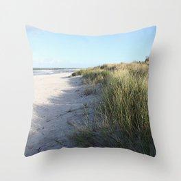 Dünen Throw Pillow