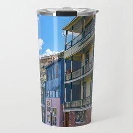 Streets of Jerome Travel Mug