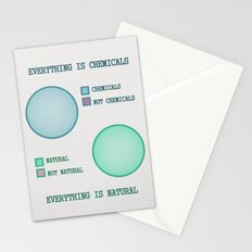 Everything is.. Stationery Cards