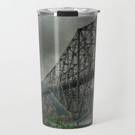 Bridge of the Gods. Travel Mug