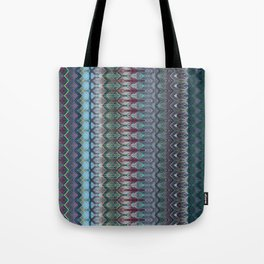 Transitory Waveform Tote Bag