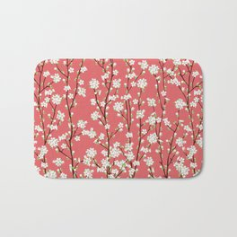 Go Orient Cherry Blossoms Bath Mat