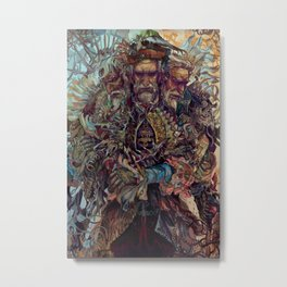 LordoftheNeverthere Metal Print