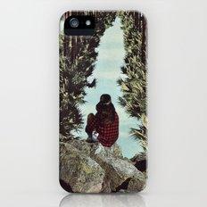 RELENTLESS CORRIDORS Slim Case iPhone (5, 5s)