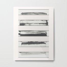 Undo Metal Print