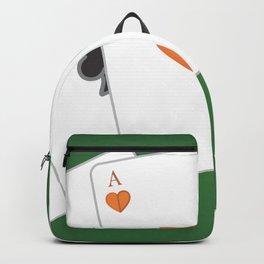 poker of glances Backpack