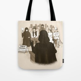 What is Thy Bidding? Tote Bag