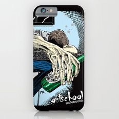 artist hard at work iPhone 6s Slim Case