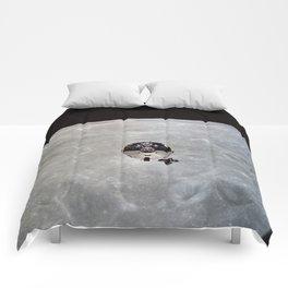 Apollo 10 - Far Side Of The Moon Comforters
