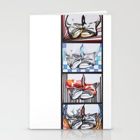 converse Stationery Cards featuring Converse by Creo