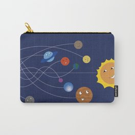 Chasing the Sun Carry-All Pouch