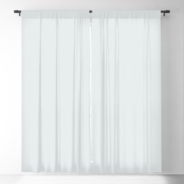 Off White Trending Solid Color Dutch Boy 2021 Color of the Year Accent Hue Cooled Breeze 136-1DB Blackout Curtain