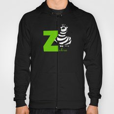 z for zebra Hoody
