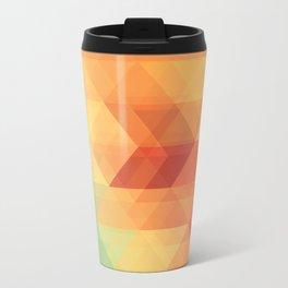 Autumn Colors Metal Travel Mug
