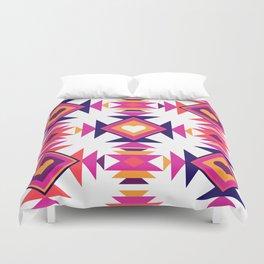 Azteca Sunset Duvet Cover
