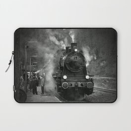 Steam Engine Laptop Sleeve