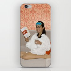 Holly, Breakfast at Tiffany's iPhone & iPod Skin
