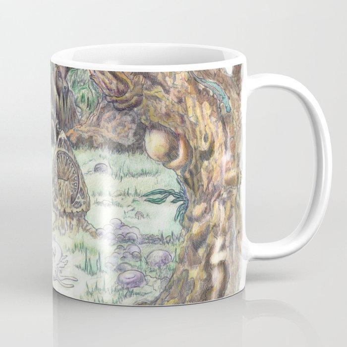 RHX Forest Logo Coffee Mug