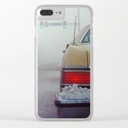 The Lurcury Clear iPhone Case