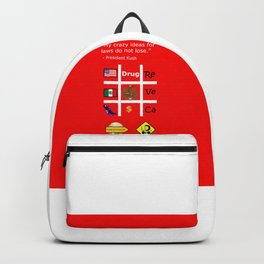 Crazy Ideas Backpack
