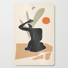 Nude Cutting Board