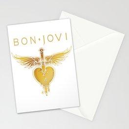BON JOVI 01 Stationery Cards