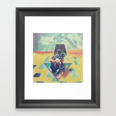 interdimensional Framed Art Print