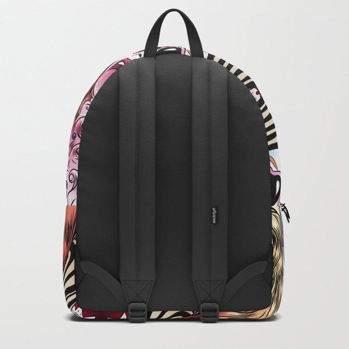 Vulgar Darling Backpack