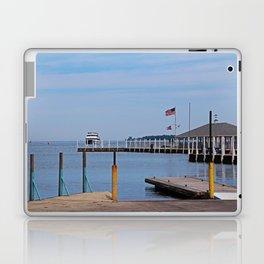 Watching the Ferry Laptop & iPad Skin