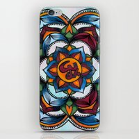 rogue iPhone & iPod Skins featuring Rogue by Matthew Zigrossi Visual Arts