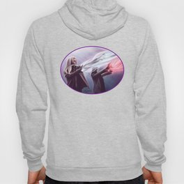 The Savior and the Evil Queen Hoody
