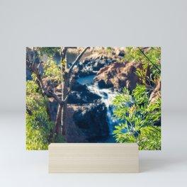 Dreamlike Australian Landscape Mini Art Print
