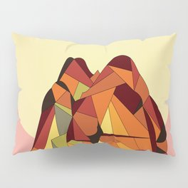 TOUCHING THE VOID Pillow Sham