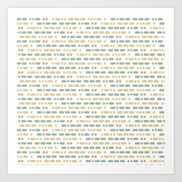 I Love You Morse Code Art Print