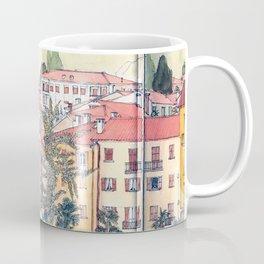 Baveno, Lake Maggiore, Northern Italy. Coffee Mug