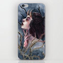 Queen of Thorns iPhone Skin