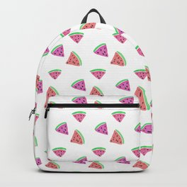 WATERCOLOUR WATERMELON Backpack