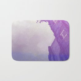 Curses: Purple Haze Bath Mat