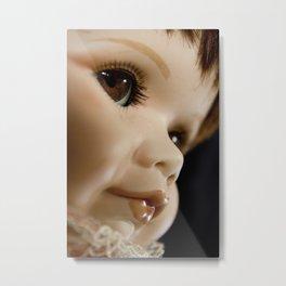 Doll 4 Metal Print