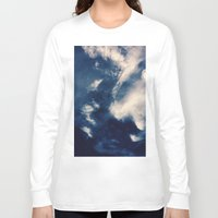 earth Long Sleeve T-shirts featuring Earth  by Jane Lacey Smith
