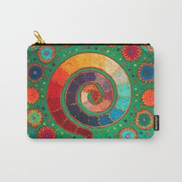 Peyote Serpent Ritual Carry-All Pouch