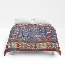 Daghestan East Caucasus  Antique Rug Comforters