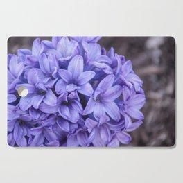 Purple Perfume Cutting Board