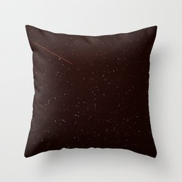 scarce to be counted Throw Pillow